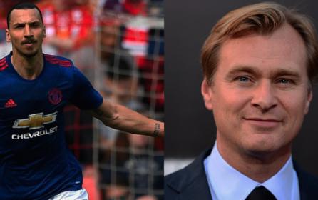 What Zlatan Ibrahimovic & Christopher Nolan Have in Common