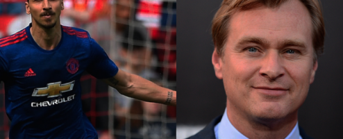 What Zlatan Ibrahimovic & Christopher Nolan Have in Common